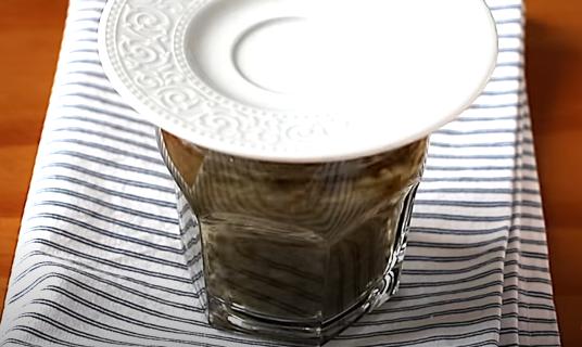 Deja enfriar el té